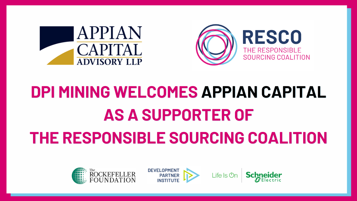 Appian Capital joins DPI as Supporter for RESCO